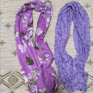 Bundle Deal 2 Beautiful scarves